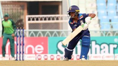 India Women Beat South Africa Women By Nine Wickets in 3rd T20I