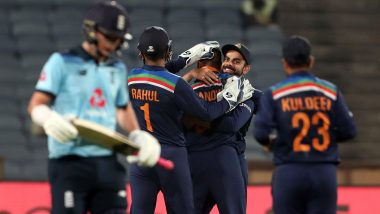 India vs England 3rd ODI 2021, Rain Forecast & Weather Report From Pune: Check Pitch Report of Maharashtra Cricket Association