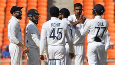 India vs England, 4th Test 2021 Match Result: Ravi Ashwin, Axar Patel Bowl Hosts to Innings Win, Seal Series 3-1 to Reach World Test Championship Final