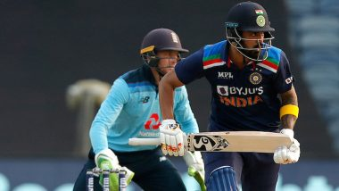 IND vs ENG Live Streaming Online 3rd ODI 2021 on Star Sports and Disney+Hotstar: Get Free Live Telecast of India vs England on TV, Online and Listen to Live Radio Commentary