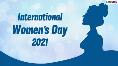 International Women's Day 2021 Wishes, HD Images and Messages Trend on Twitter: Netizens Trend #GenerationEquality, #8thMarch & More to Uphold Women Empowerment