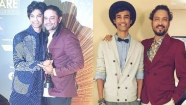 Irrfan Khan's Son Babil Khan Slams Journalists for Asking if He Was 'High' While Attending Filmfare Awards 2021
