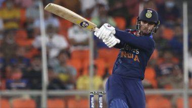 Ishan Kishan Becomes Second Indian Batsman After Ajinkya Rahane to Smash Fifty on T20I Debut, Netizens Hail the Dashing Southpaw