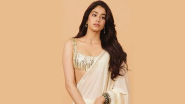 Janhvi Kapoor Shares How She Once Escaped the Paparazzi