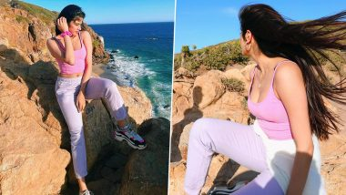 Janhvi Kapoor's Sunkissed Pictures From Her Los Angeles Outing Sets Vacation Goals