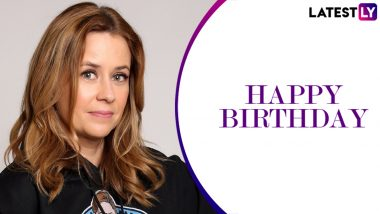 Jenna Fischer Birthday Special: 10 Funny and Strangely Inspiring Quotes by the Actress from The Office
