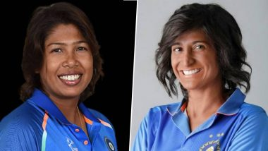 Actor Aahana Kumra Receives Backlash Online for Brownface Make-Up While Paying Tribute to Indian Cricketer Jhulan Goswami, Netizens Unhappy With Offensive Coloured-Face