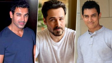 John Abraham And Emraan Hashmi React To Aamir Khan Quitting Social Media, Say They Wanted To Do The Same