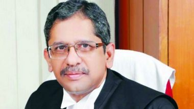 Chief Justice Of India NV Ramana Considers Live Telecast Of Supreme Court Proceedings