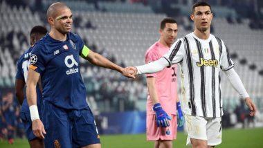 Juventus Congratulate Porto for Qualifying for UEFA Champions League 2020–21 Quarter-Finals