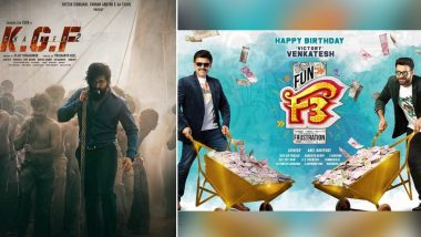 Yash's KGF Chapter 2 to Venkatesh's F3 – Fun and Frustration, South Gears Up for Blockbuster Sequel Season