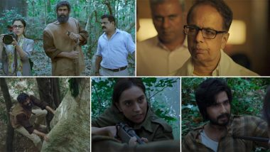 Kaadan Trailer Review: Rana Daggubati Sprints, Crawls, Roars And Destroys Enemies To Save Elephants In This Action-Packed Thriller (Watch Video)