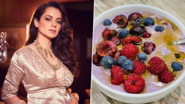 Did Kangana Ranaut Use Google Image To Flaunt A Smoothie She Made? Here's The Fact Check Behind Viral Tweet