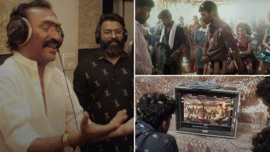 Karnan Song Pandarathi Puranam: Dhanush-Starrer Drops a Powerful Folk Ballad (Watch)