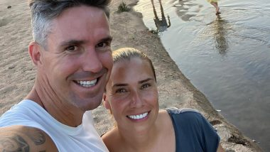 Kevin Pietersen Wishes Wife Jessica on Mother's Day 2021 (See Post)