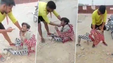 Delhi Shocker: Man Thrashed, Forced to Chant 'Pakistan Murdabad', 'Asaduddin Owaisi Murdabad'; Accused Arrested After Video Goes Viral