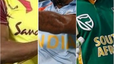 Kieron Pollard Joins Yuvraj Singh and Herschelle Gibbs To Hit 6 Sixes in an Over in International Cricket
