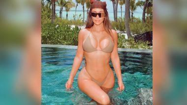 Kim Kardashian's New Bikini Pic Brings Back Old Memories, As She Says 'Take Me Back'