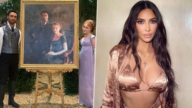 Kim Kardashian Is 'Obsessed' With Netflix Show Bridgerton for Phoebe Dynevor and Regé-Jean Page's Sizzling Hot Chemistry