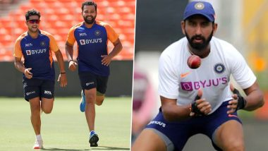 Rohit Sharma Pokes Fun at Cheteshwar Pujara While Sharing Picture With Kuldeep Yadav!