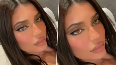 Kylie Jenner Flaunts Perfect Winged Eyeliner in Recent Instagram Post