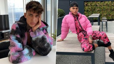 Levi Jed Murphy, Influencer Spends Rs 30 Lakhs on Plastic Surgery to Look Like Instagram Filter! His Pics Are So Unreal