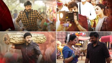 Acharya Song Laahe Laahe: First Folk Melody From Chiranjeevi's Upcoming Flick Is Groovy (Watch Video)