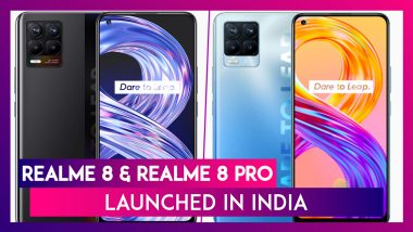 Realme 8 Series Launched in India; Check Prices, Features, Variants & Specifications