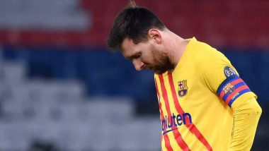 Lionel Messi Alters Vacation Plans After Bomb Scare at Argentina's Rosario Airport