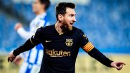 Lionel Messi Snaps Ties With Barcelona, Catalan Giants Confirm No New Contract for Star Argentine Footballer