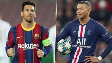 PSG vs BAR Dream11 Prediction in UEFA Champions League 2020–21: Tips To Pick Best Fantasy XI for Paris Saint-Germain vs Barcelona Football Match