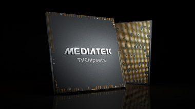 MediaTek's New AI-Based 4K Smart TV Chip Unveiled: Report