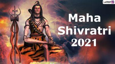 Mahashivratri 2021 Puja Rituals at Home: How to Perform Maha Shivaratri Vrat and Worship Lord Shiva? Here's Everything You Should Know
