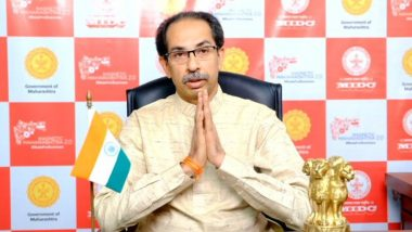 Maharashtra CM Uddhav Thackeray Seeks Centre's Help for Better Implementation of COVID-19 Vaccination Drive for 18-44 Age Group
