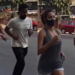 Malaika Arora Gets Tagged as an 'Attention Seeker' for Jogging in the Middle of the Road (Watch Video)