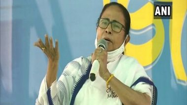 West Bengal Assembly Elections 2021: BJP Means 'Bharatiya Jaghanya Party' Which Seized Cash from People During Demonetisation, Says Mamata Banerjee