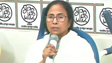 West Bengal Government Formation: 43 TMC Leaders Take Oath as Ministers in Mamata Banerjee's Cabinet