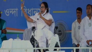 West Bengal Assembly Elections 2021: Will Never Let NPR, NRC Be Implemented in State, Says Mamata Banerjee at Bankura Rally