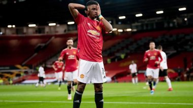 Amad Diallo Creates Manchester United History With Goal Against AC Milan in Europa League 2020-21