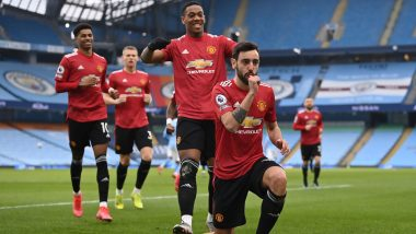 Manchester United vs Fulham FC, Premier League 2020–21 Free Live Streaming Online & Match Time in India: How to Watch EPL Match Live Telecast on TV & Football Score Updates in IST?