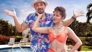 Marjaneya: Rubina Dilaik and Abhinav Shukla To Feature in Neha Kakkar's Music Video (See First Look)