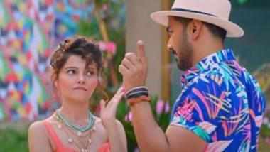Marjaneya Song Out! Rubina Dilaik and Abhinav Shukla's Chemistry Looks Cute in This Neha Kakkar Track (Watch Video)