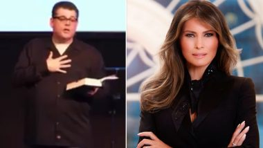 Mysoginist Missouri Pastor Asks Women to 'Lose Weight' and Become 'Trophy Wives' like Melania Trump! (Watch Viral Video)