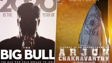 The Big Bull to Arjun Chakravarthy: Here's How Filmmakers Take a Page Out of Their Own Book