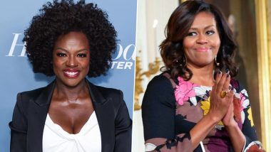 The First Lady: Michelle Obama Is Excited About Viola Davis Portraying Her in New Series