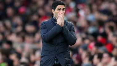 Arsenal Boss Mikel Arteta Insists Club Must Be 'Ruthless' in Making Squad Overhaul As Gunners Stare at Season Out of Europe
