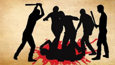 Uttar Pradesh Shocker: Man Tied to Tree, Mercilessly Beaten to Death By Lover's Family Members in Etawah