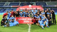 Mumbai Indians Congratulate Mumbai City FC on Winning the Indian Super League 2020–21 Winners Shield and Qualifying for AFC Champions League