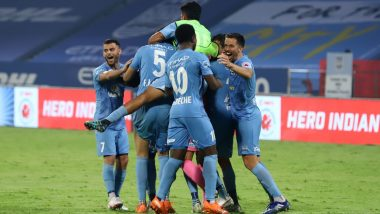 ISL 2020–21: Mumbai City FC Win Maiden Title After Defeating ATK Mohun Bagan 2–1 in Final