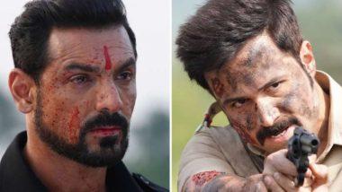 Mumbai Saga Review: Netizens Hail John Abraham and Emraan Hashmi's Performances in the Gangster Film!